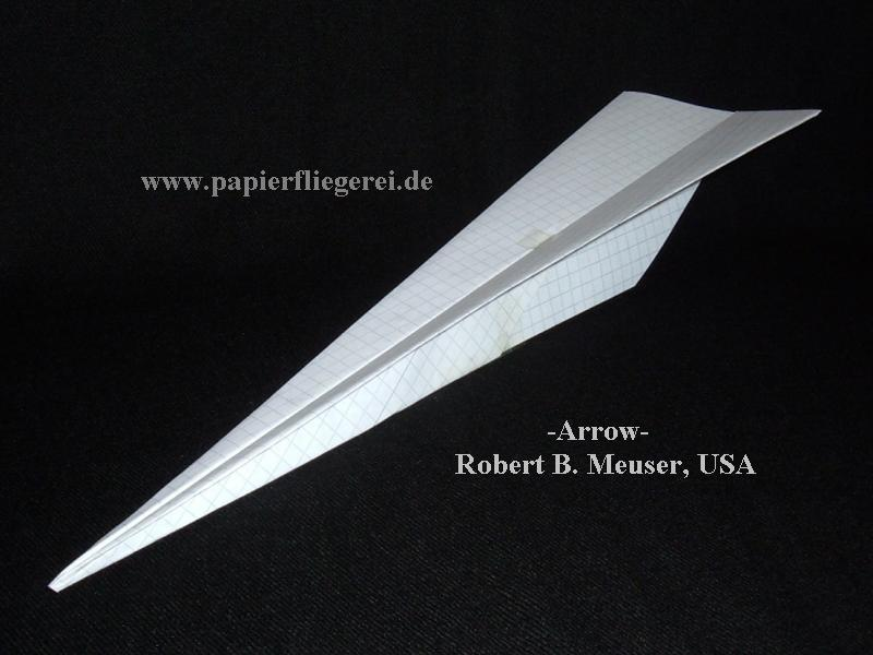 Papierflieger, Arrow-USA